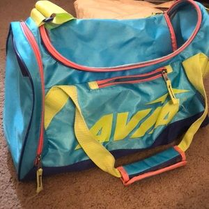 Avia gym bag